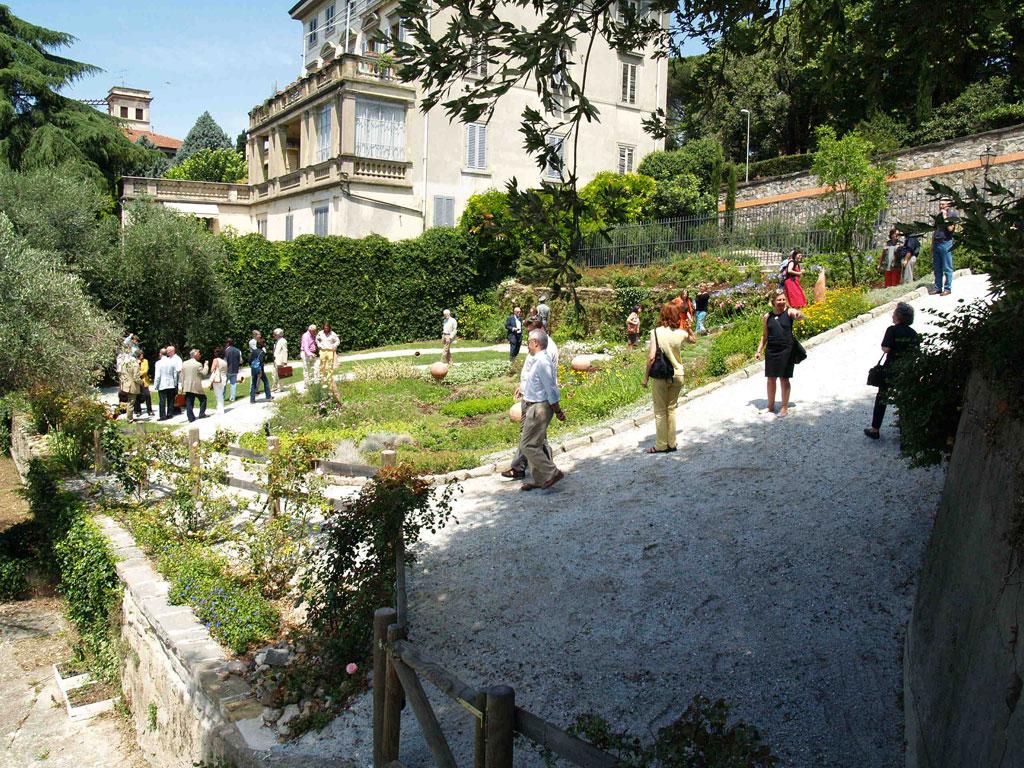 Giardino dei giusti florence giardino sonoro for Giardino firenze