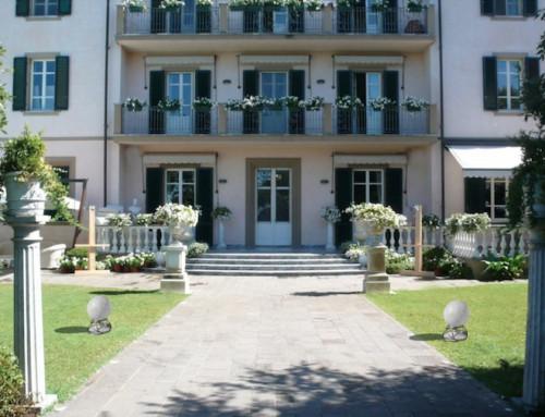 Alpemare Villa Bocelli, Forte dei Marmi